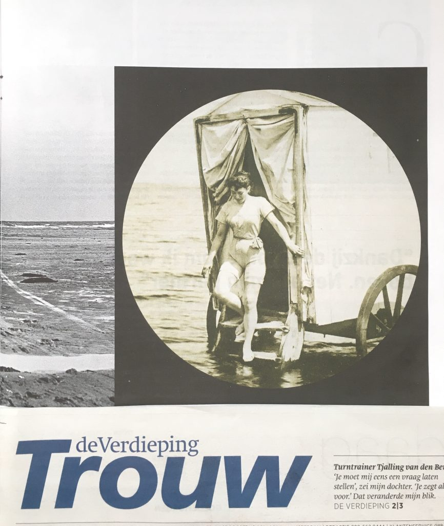 Domburg: van badkoets naar officiële badstatus