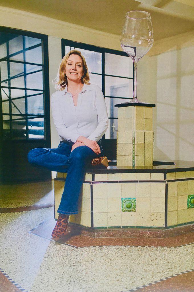 Interview Jacqueline van Lieshout – Trouw