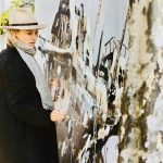 Thuis bij Deense kunstenares Mie Olise