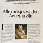 ABBA's Agnetha 70 jaar – Trouw