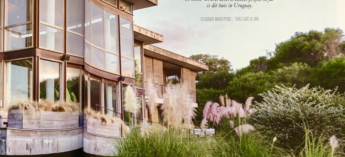 Villa aan Zuidelijke Atlantische Oceaan