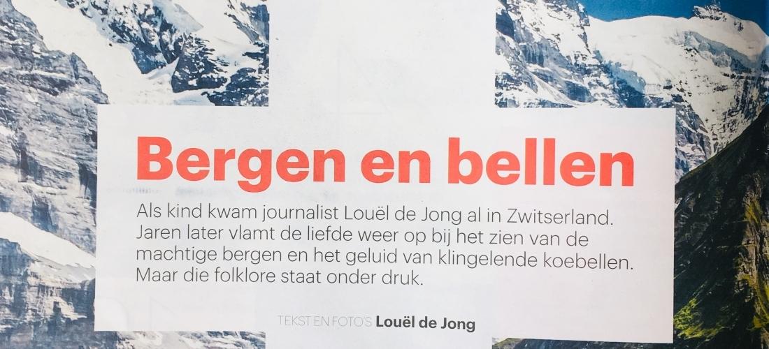 Bergen en bellen – TROUW