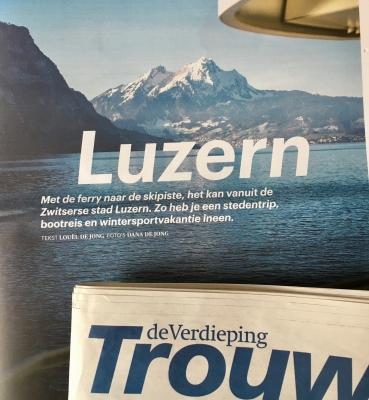 Skiën vanuit Luzern