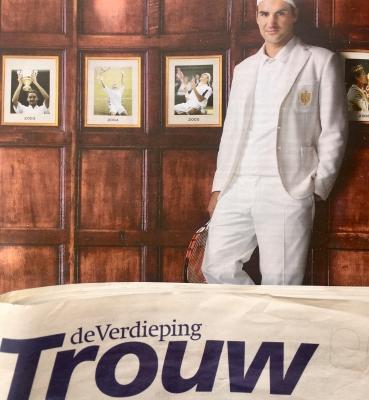 Wimbledon-wit – TROUW