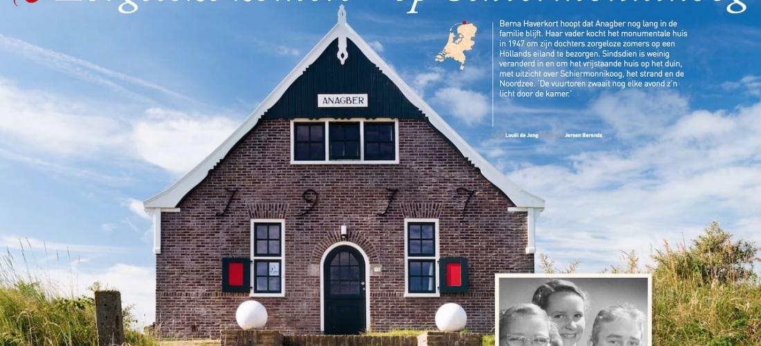 Familiehuis op Schiermonnikoog