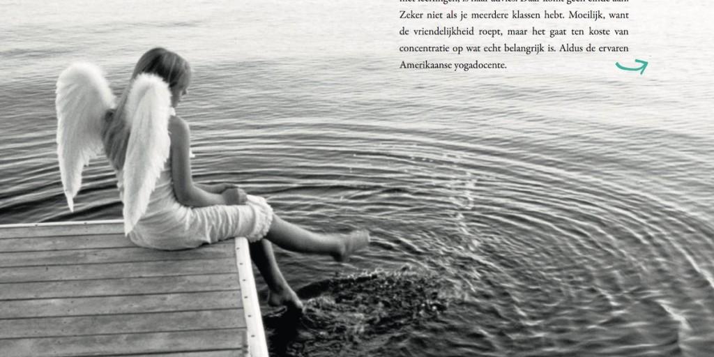 Zijn yogi's betere mensen?